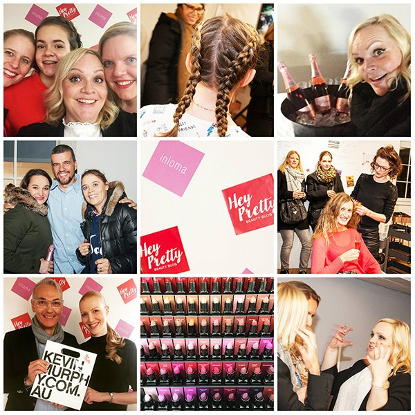 Party with Hey Pretty: The inioma Christmas Edition 2016