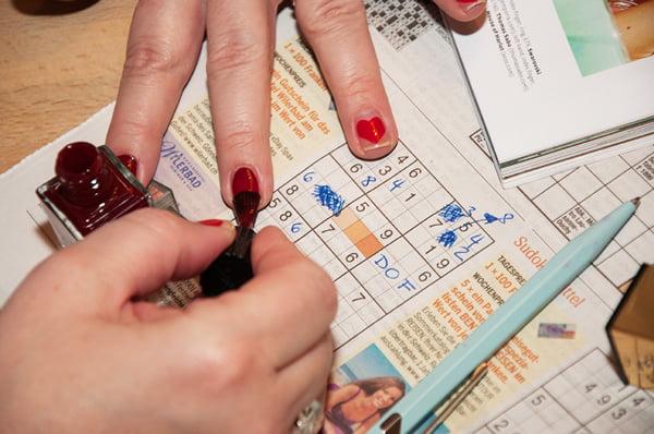 #realironman Hey Pretty Battle: Sudoku Steffi