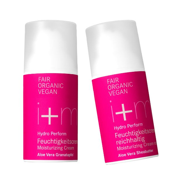 Organic Skincare: Hydro Perform von i+m Naturkosmetik Berlin