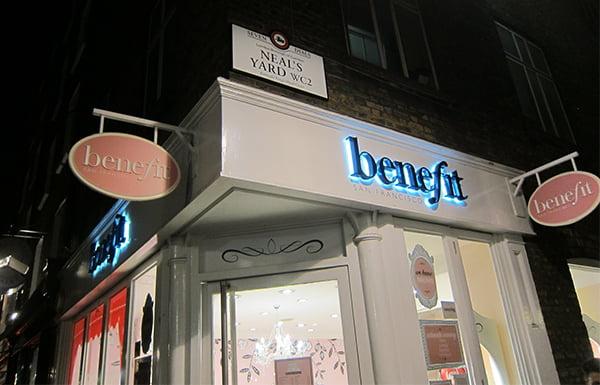 Beauty-Shopping London