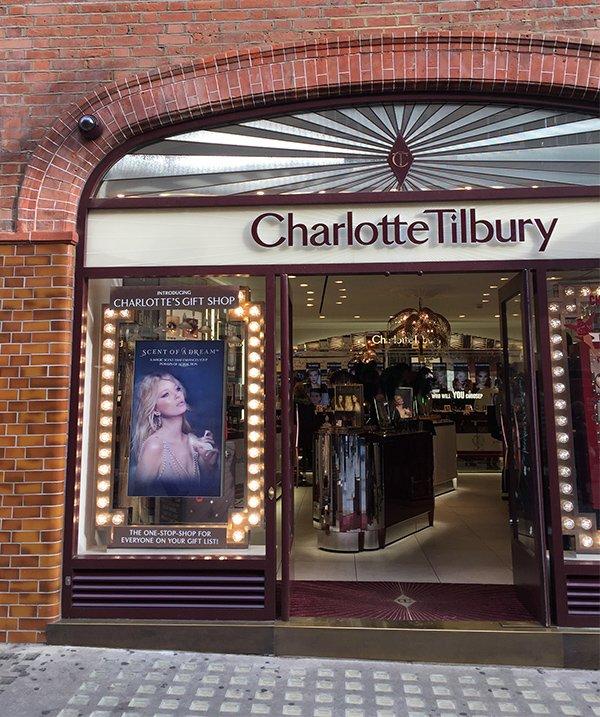 Charlotte Tilbury London, Beauty Shopping Hey Pretty