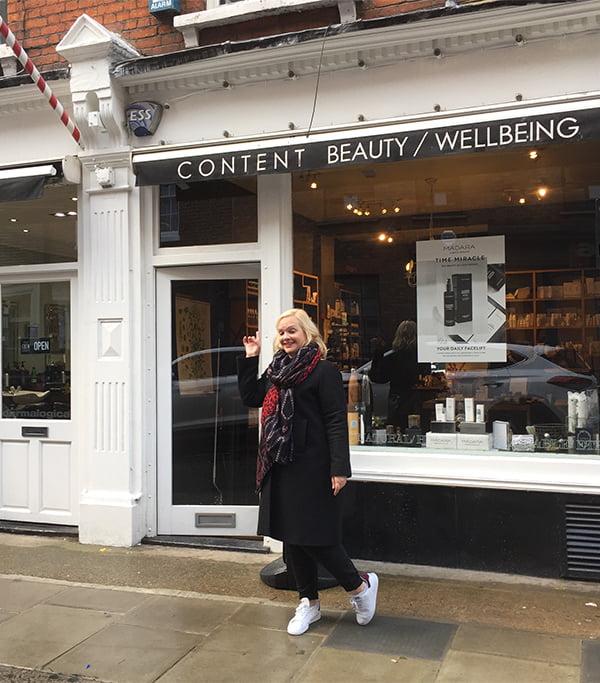 London's beste Beauty-Adressen: Content Beauty