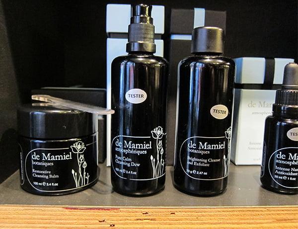 de Mamiel Skincare at Content Beauty London,
