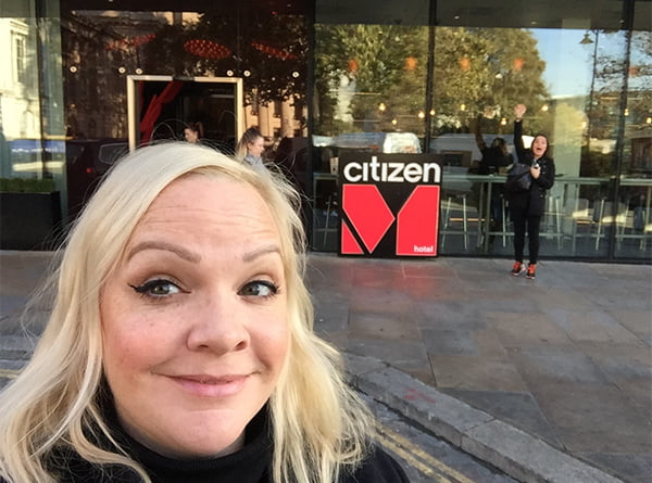 Neu, cool und erschwinglich: CitizenM Tower of London