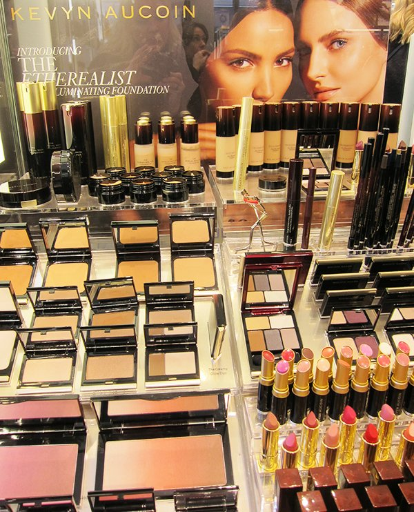 Beauty Shopping in London: Kevyn Aucoin