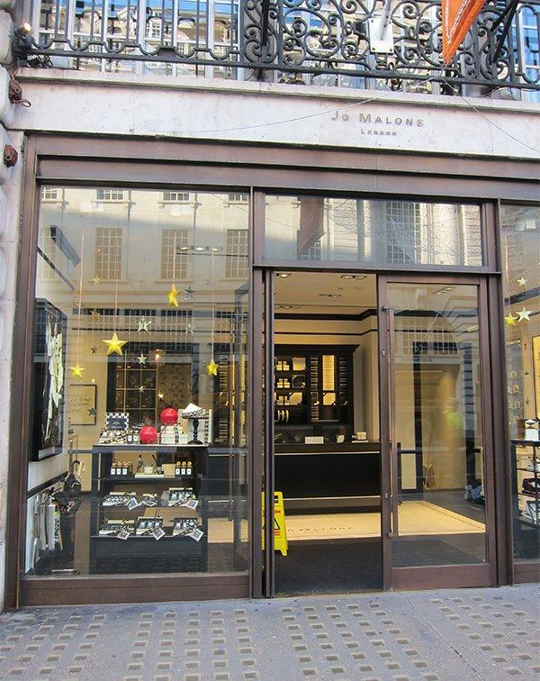 Jo Malone: Beauty Shopping in London with Hey Pretty