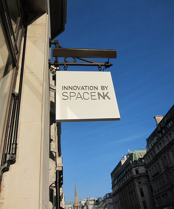 Beauty Shopping London: Innovation Space NK