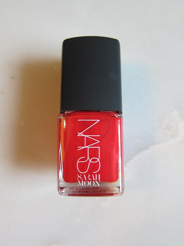 Nail polish NARS Sarah Moon in Flon Flons