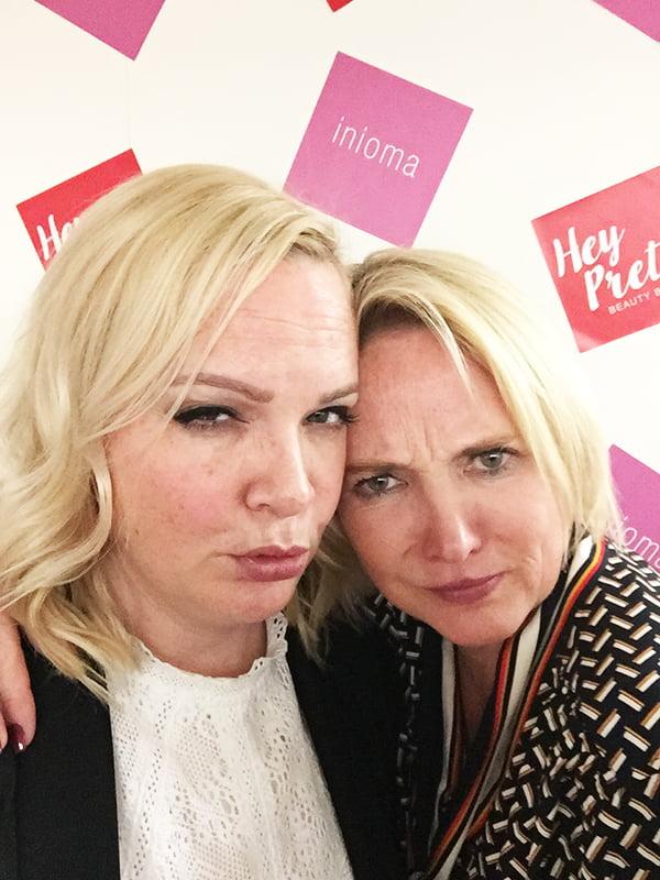 Hey Pretty and Bestyears: Blogger-Treffen am Advents-Apéro