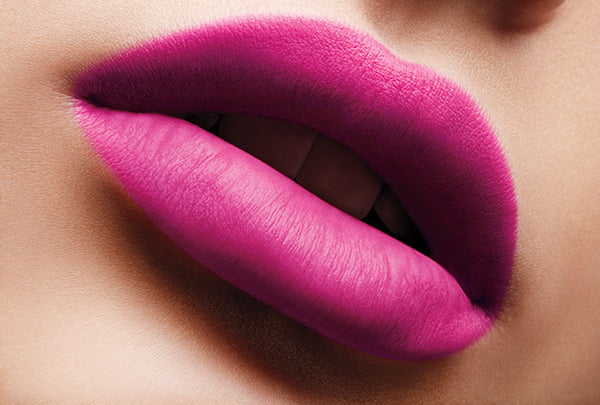 Revlon Ultra HD Matte Lipcolor: Closeup Model Visual