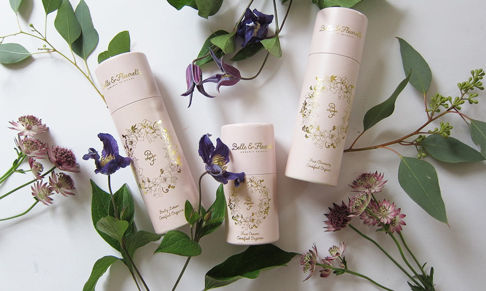 Belle & Fleurelle Organic Skincare Review