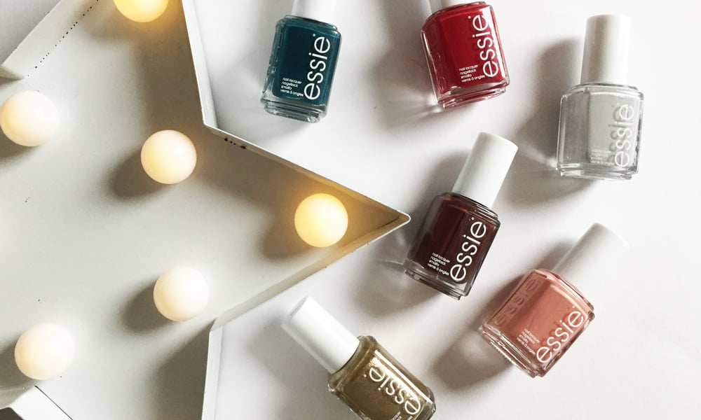 Hey Pretty Review: Essie Winter Collection 2016