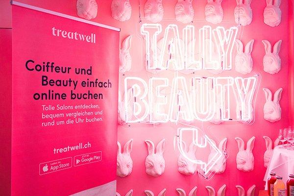 Treatwell App Launch Event Zürich