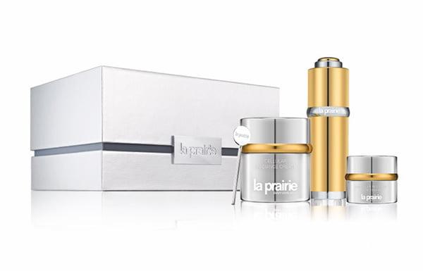 La Prairie Luxurious Radiance Gift Set