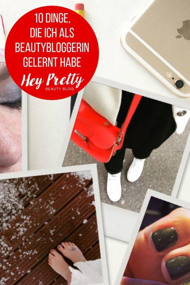 Die 10 wichtigsten Beauty-Lessons, die ich als Bloggerin gelernt habe auf Hey Pretty
