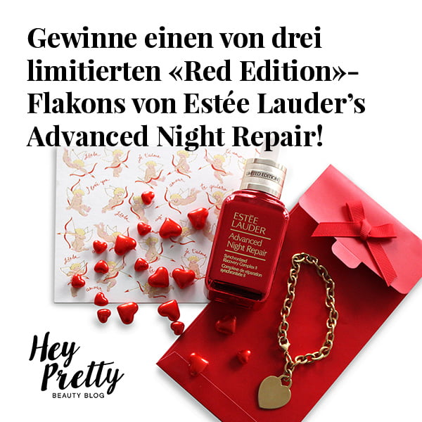 Gewinnspiel: Estée Lauder Advanced Night Repair, limited RED edition