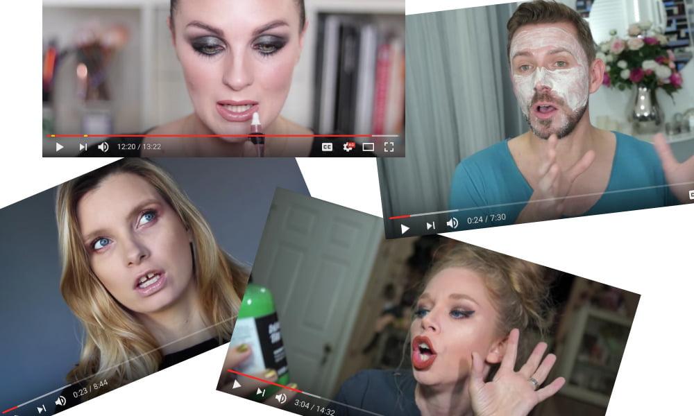 10 Beauty YouTuber worth following (The Hey Pretty Edit)