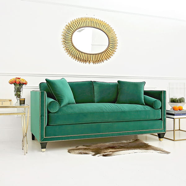 Pea & Willow Sofa