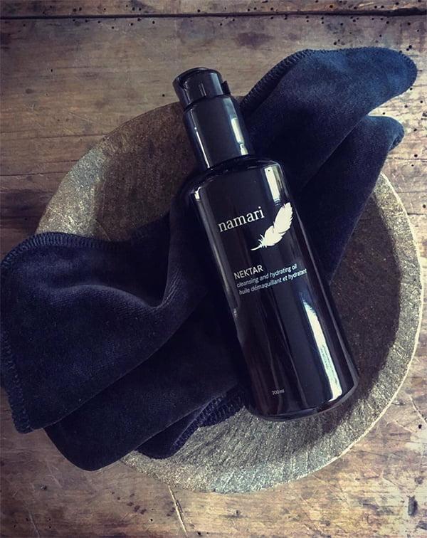 Namariskin Nektar Cleansing and Hydrating Oil