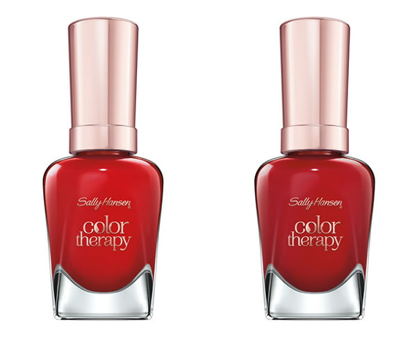 Haute Springs and Red-y To Glow (Sally Hansen Color Therapy)