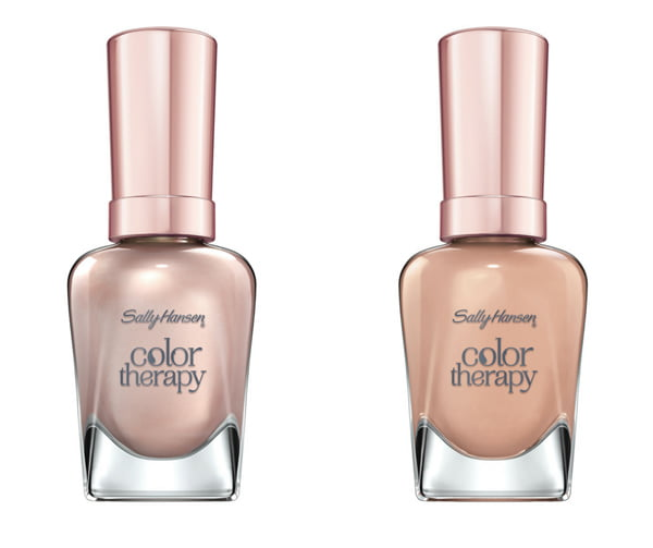 Powder Room und Re-Nude (Sally Hansen Color Therapy)