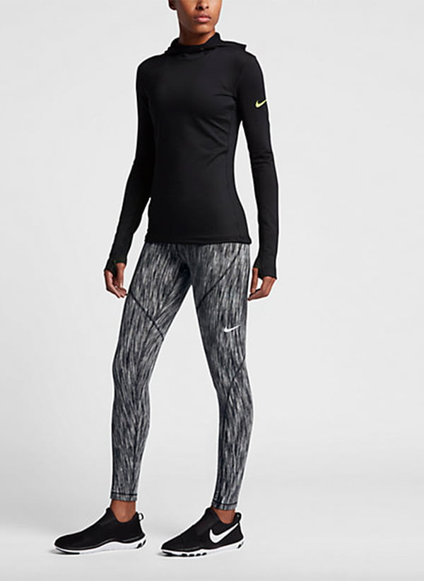Nike Pro-Hyperwarm Damen Trainings-Tights