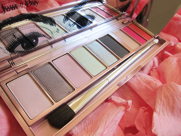 Hey Pretty Review: La Palette La Rose by Lancome