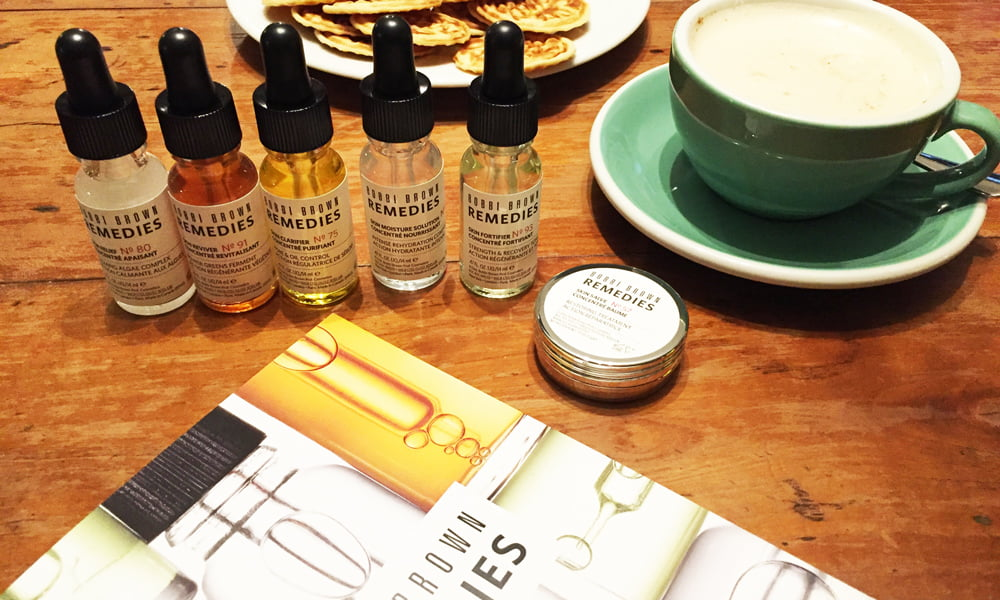 Hey Pretty Review: Bobbi Brown Remedies