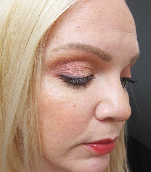 YSL Couture Palette Collector The Street and I (Spring Look) Closeup Swatched by Hey Pretty