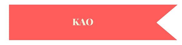 Kao: Wem gehört welcher Beautybrand