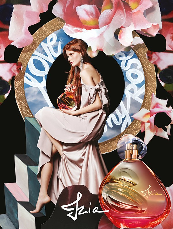Sisley Izia Eau de Parfum, Ad Visual (2017)