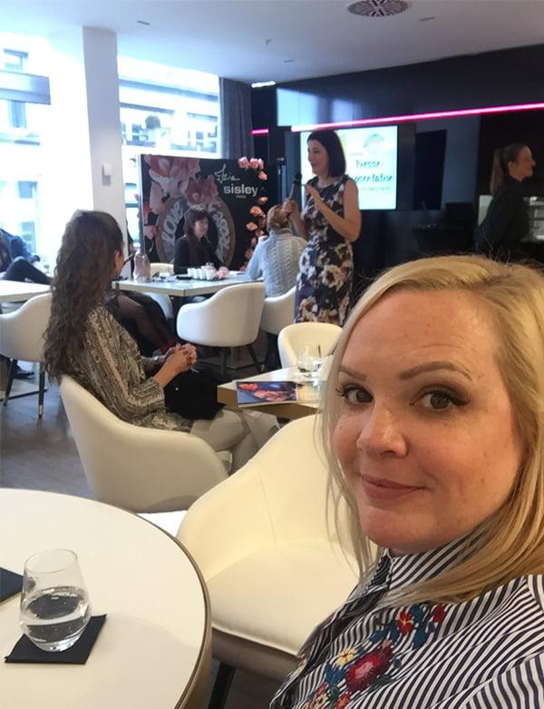 Sisley Izia Eau de Parfum Launch Schweiz (Jelmoli) #lovemyizia