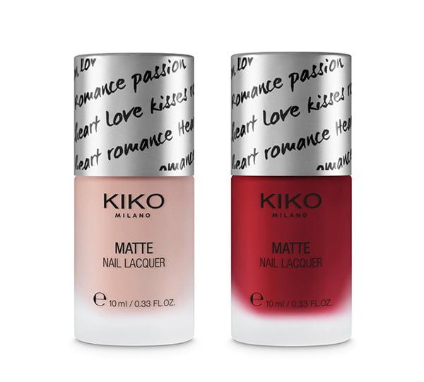KIKO Milano Matte for You Nail Lacquers