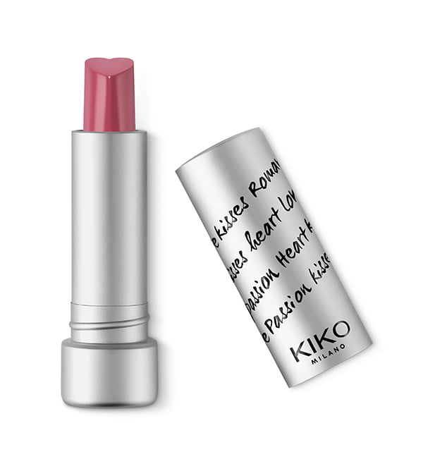 KIKO Milano «Matte For You» Collection 2017, Heart-Shaped Lipstick