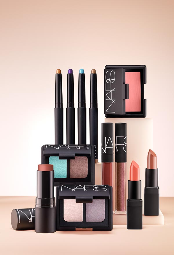 NARS Spring 2017 Color Collection «Wildfire» (PR Visual)