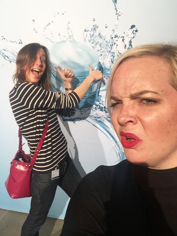 Neutrogena Hydro Boost Launch Event: Sonrisa and Hey Pretty