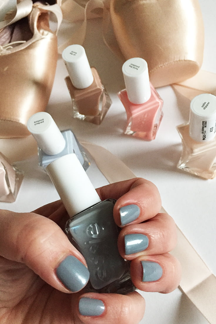Essie Gel Couture's super-wearable «Ballet Nudes» collection is so lovely!