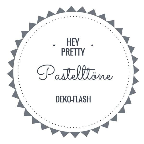 Wohnen mit Pastelltönen (Deko-Flash auf Hey Pretty)