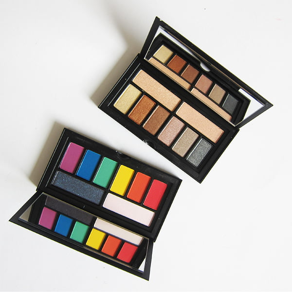 Smashbox Cover Shot Eye Palettes in Metallic und Ablaze