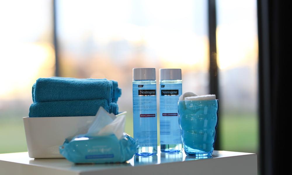 Neutrogena Hydro Boost Hautpflege Launch