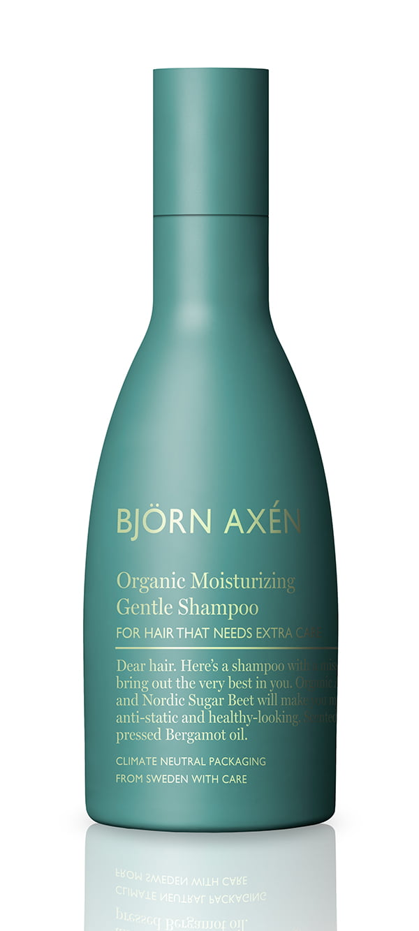 Bjorn Axen Organic Moisturizing Gentle Shampoo