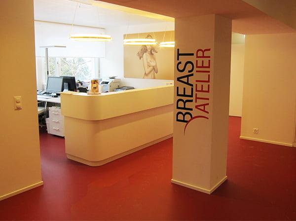 Breast Atelier Zürich, Image by Hey Pretty