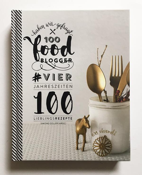 Simone Goller: 100 Foodblogger, 4 Jahreszeiten (Review & Image Hey Pretty)