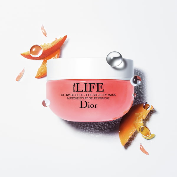 Dior Hydra Life Glow Better Fresh Jelly Mask (Masque éclat gelée fraiche), Review by Hey Pretty