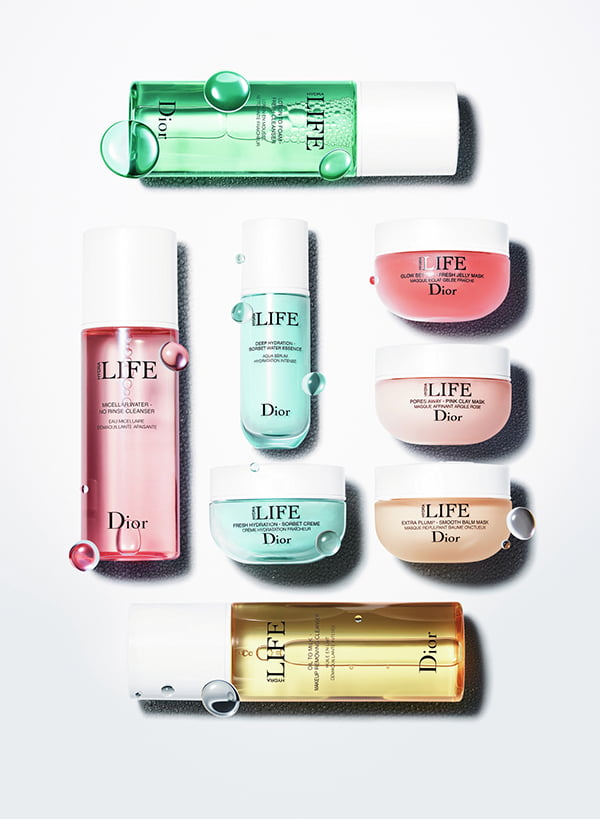 Dior Hydralife #itsmylife Skincare News Frühling 2017 (Review by Hey Pretty)