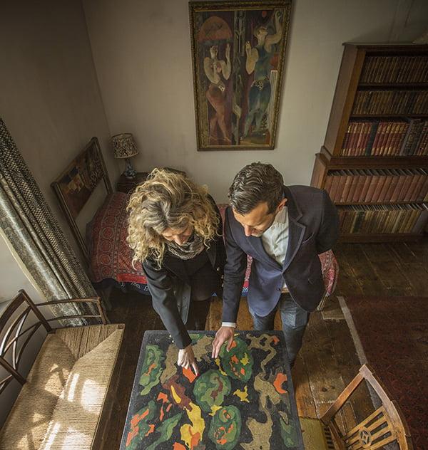 Jo Malone London: Celine Roux und Yann Vasnier in Charleston (PR Image)