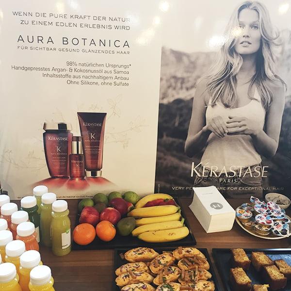 Kerastase Aura Botanica Launch Event in Zürich (Image by Hey Pretty)