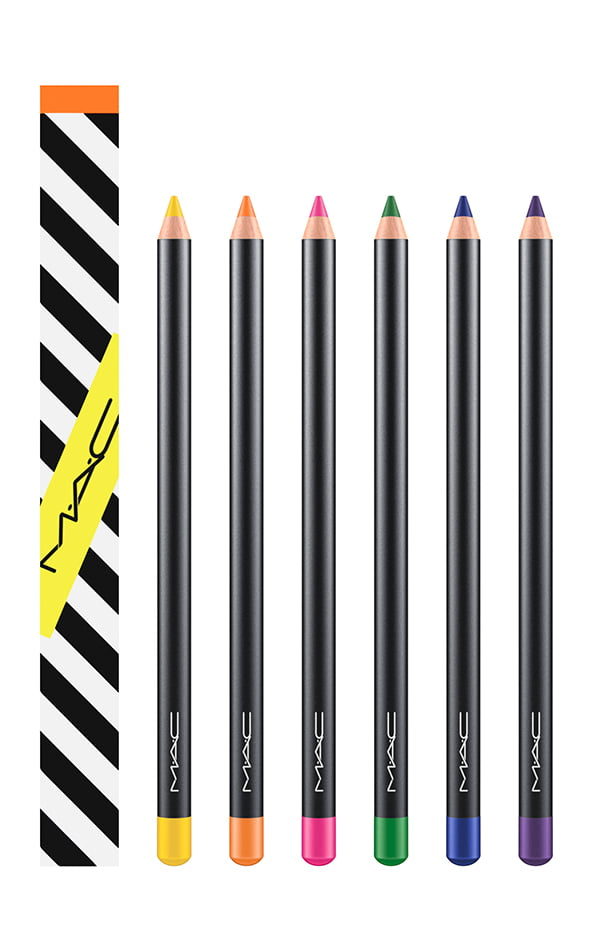 MAC Chromagraphic Pencils (Work It Out Collection), Spring 2017