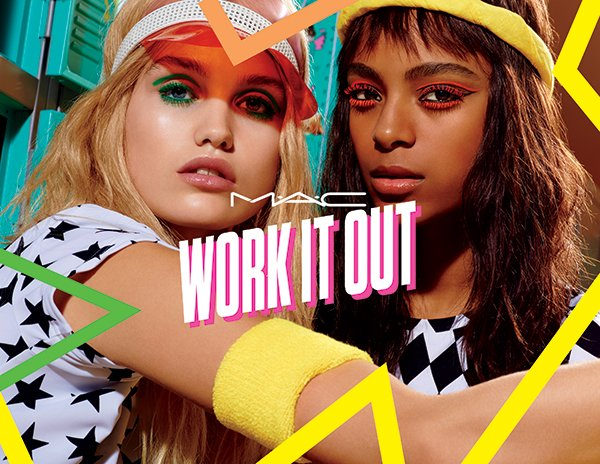 MAC Work It Out (PR Visual), Spring 2017