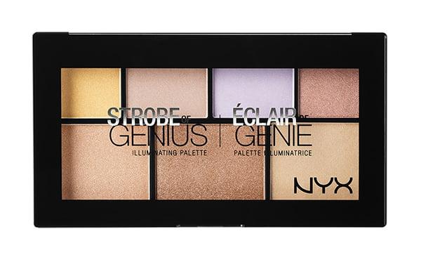 NYX Strobe of Genius Illuminating Palette